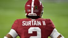 2021 NFL draft: Alabama CB Patrick Surtain II is the surest thing on defense