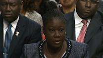 Trayvon's Mother Denounces 'Stand Your Ground'