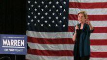 Warren embraces underdog role as she faces 2020 challenges