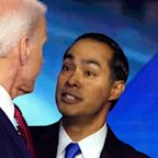 Democrats criticise Julian Castro's 'low blow' in mocking Joe Biden's age