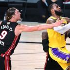 Anthony Davis, LeBron James lead Lakers to dominating win over Heat in NBA Finals opener