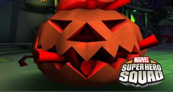 Dress up in new costumes with Super Hero Squad Online!