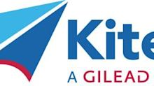 Kite Submits Supplemental Biologics License Application to U.S. Food and Drug Administration for Yescarta® in Relapsed or Refractory Indolent Non-Hodgkin Lymphomas