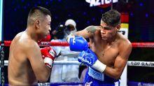 Volvió el boxeo profesional a CDMX con pelea a puerta cerrada y estrictas medidas sanitarias
