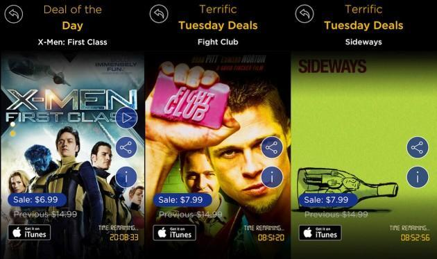 Movie of the Day app hopes you'll impulse buy $7 'X-Men' via iPhone