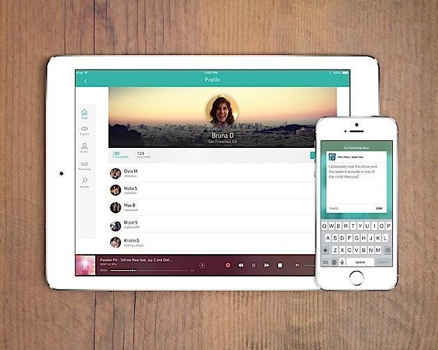TuneIn tries reinventing itself as a social network for audio