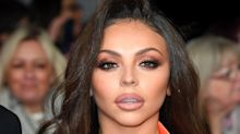 Jesy Nelson unveils a new curly bob in symbolic first picture