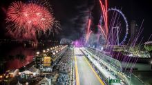 Formula One CEO Carey Says Goal Is to Extend Race in Singapore