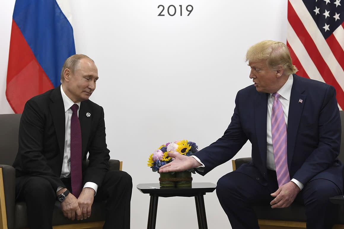 Trump-Xi countdown