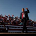 Trump seeks campaign boost in battleground Pennsylvania with two weeks to go