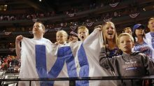 Nationals ban Cubs fans 'W' flags, troll them with 'L' flag