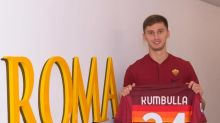 OFFICIEL – L'AS Rome accueille Marash Kumbulla