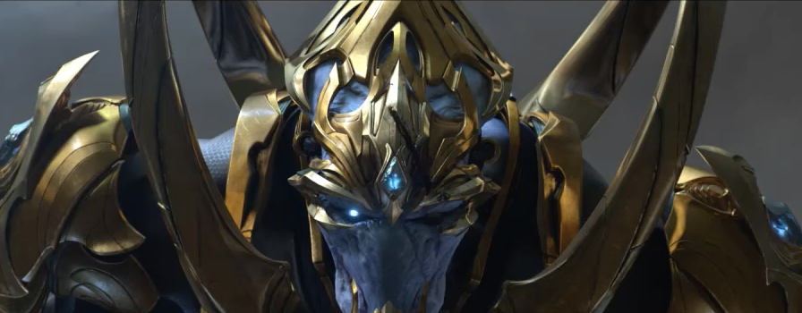 StarCraft II: Legacy of the Void Cinematic Trailer