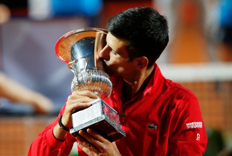 Djokovic Wins Fifth Italian Open To Make Masters History