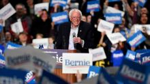 Bernie Sanders argues Joe Biden and 'establishment' ignored working- and middle-class voters
