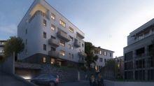 Uno Splendido Edificio Residenziale Contemporaneo in Canton Ticino