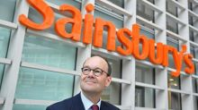Sainsbury's departing singing executive will have hoped for better