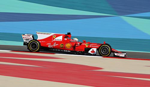 Formel 1: Ferrari zickt - aber Vettel deutlich schneller als Hamilton