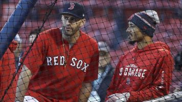 Red Sox have bold plan for Betts, Martinez