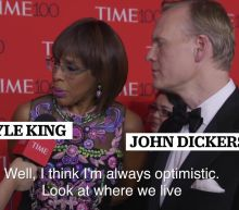Janet Mock, Maxine Waters, and Ben Platt On What Makes Them Optimistic About the World in 2018