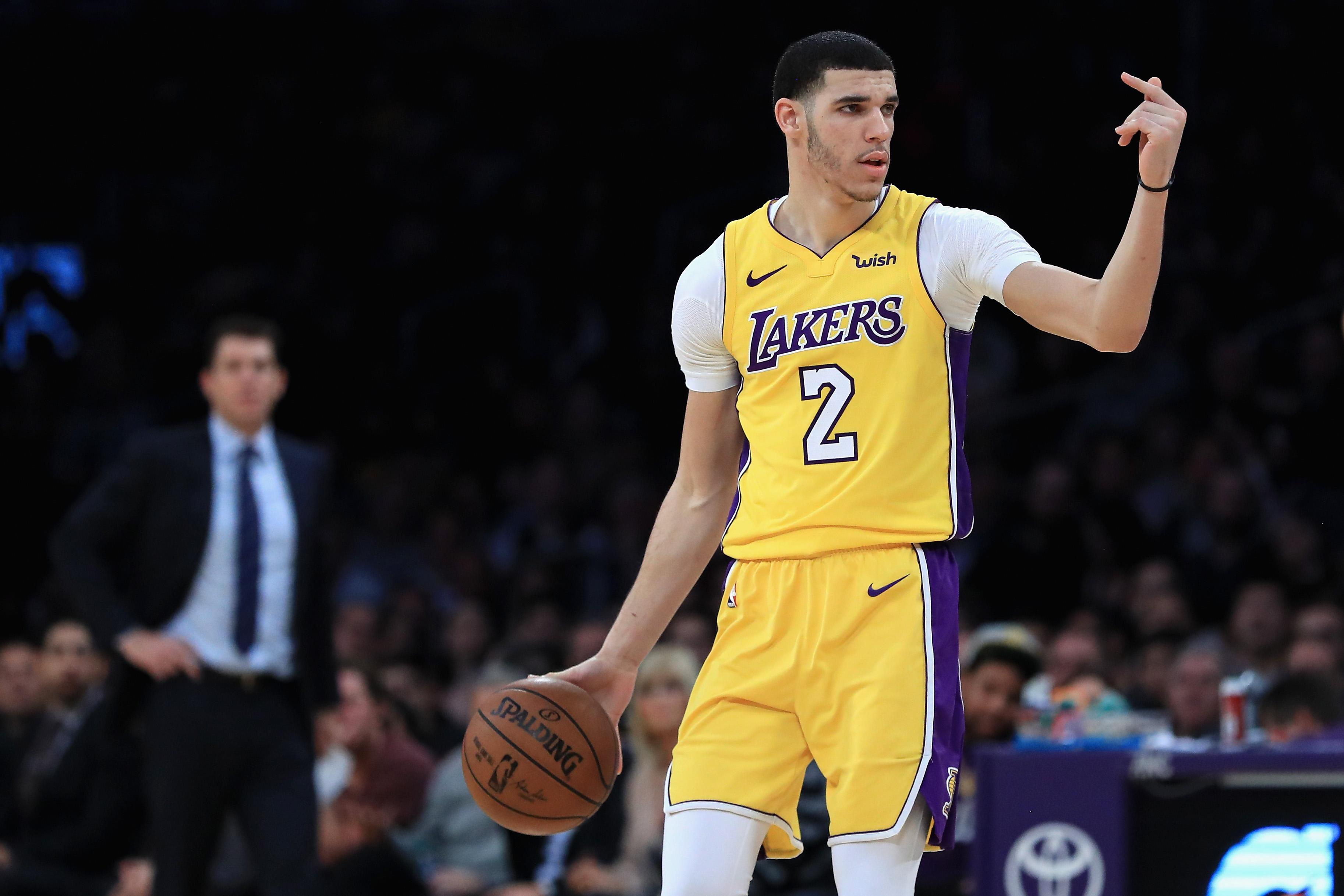 LaVar Ball: If the Lakers trade Lonzo, it will be the 'worst move they ever made'