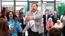 62 Times Prince Harry Was Out-of-Control Cute With Kids