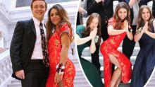 Teen slammed for 'offensive' Chinese dress at formal