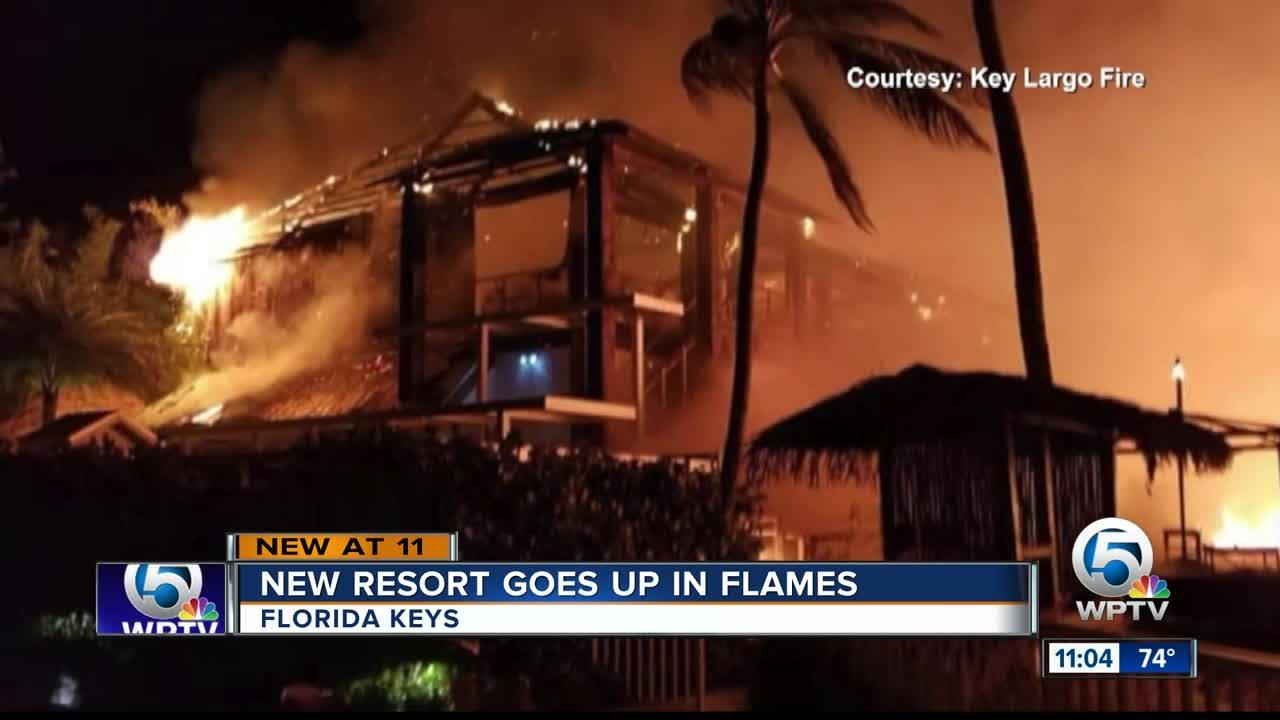 key largo fire resort