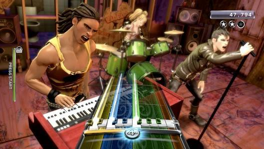 Beefy Rock Band 3 title update does away with the eyebrow of death