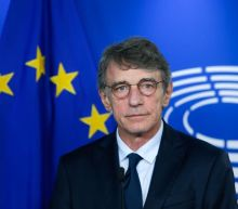 EU's Sassoli self-isolating after contact with COVID-19 case
