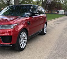 You'll never be able to drive this rare 2019 Range Rover Sport — but I did