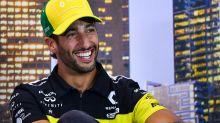 Ricciardo: F1 hiatus may help me prolong my career