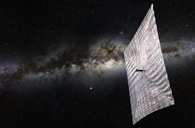 Carl Sagan's solar-powered spacecraft is in trouble (update: it's alive!)