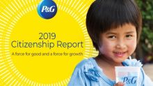 P&G 2019 Citizenship Report Highlights Commitment to Community Impact, Gender Equality, Diversity & Inclusion and Sustainability