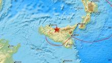 Terremoto a Palermo, scossa di M 3.4 nella notte: paura tra la popolazione