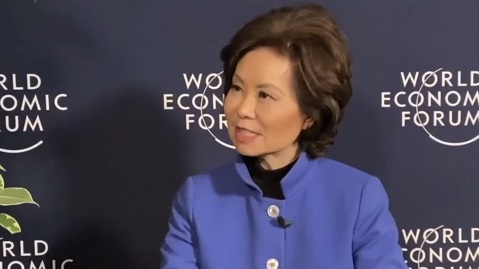We are preparing for the transportation of the future by engaging with emerging new technology: Secretary Chao