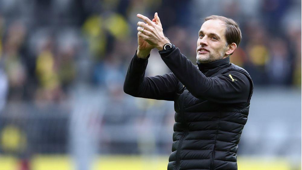 Tuchel: Dortmund will attack for full 90 minutes