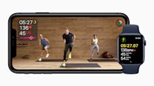 Apple's Fitness+ service is going after Peloton