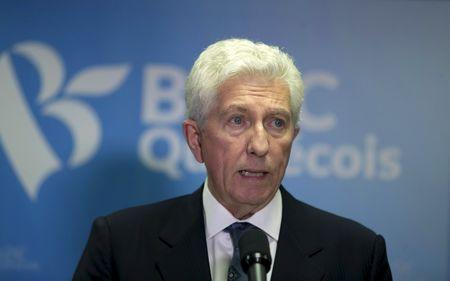 Quebecs Duceppe Leaves Helm Of Separatist Party After