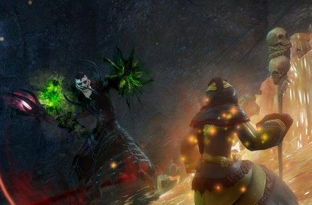 The son also rises in Guild Wars 2's Blood and Madness content update