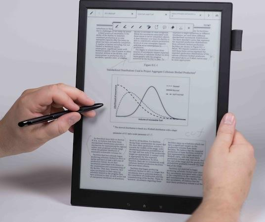 Sony cuts the price of its 'Digital Paper' and now it's only $1,000