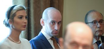 Emails show White House's Stephen Miller promoting racism