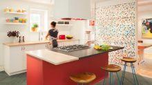 38 atemberaubende Küchen, in denen die Theke der Star ist