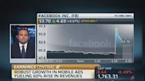 Facebook posts strong earnings