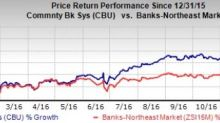 4 Reasons to Buy Community Bank System Stock Right Now