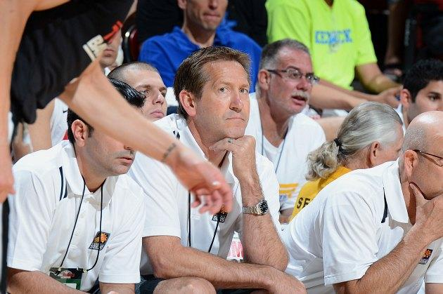 Jeff Hornacek Wants The Suns To Score 103 Points Per Game
