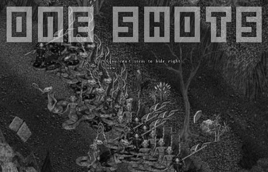 One Shots: Nowhere to hide