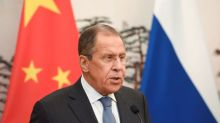 Russia's Lavrov says U.S. has no intention to leave Syria: RIA