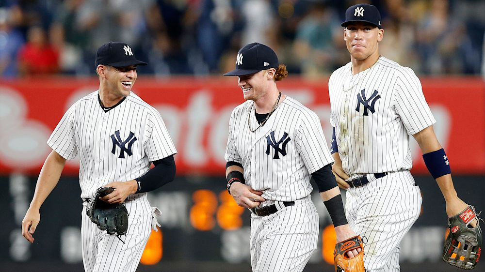 The Yankees are the Warriors of MLB? No way. Not this year. (AP)