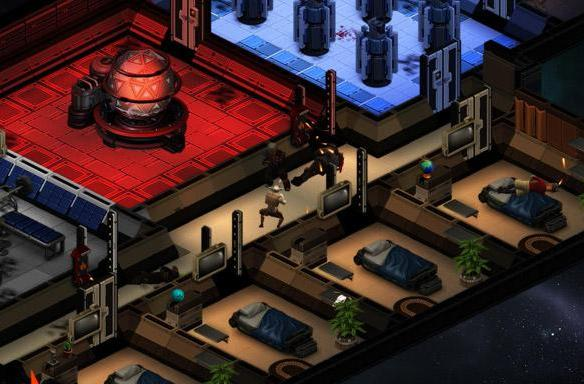 Spacebase DF-9 players get Hack n' Slash free, and vice versa